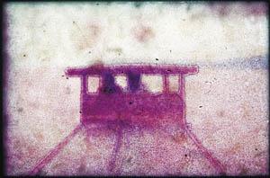 \'Por causa de você\', justaposição de chromos que anterior a série \'Quase Memória\', Belém/PA/Brasil. Obra exposta e publicada no Projeto A IMAGEM DO SOM, em homenagem ao compositor Antônio Carlos Jobim. © Flavya Mutran